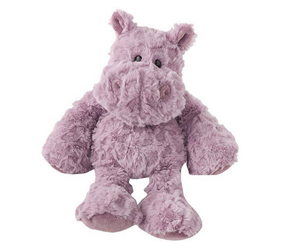 Mellow Fellows Purple Livia Hippo Plush - New