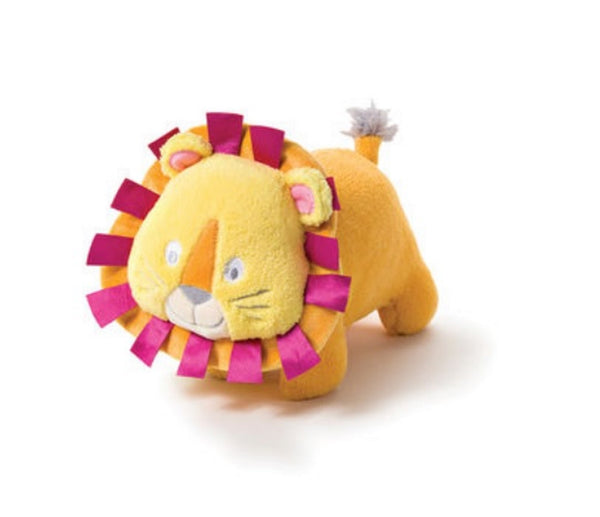 Lion Jungle Boogie Plush (Zutano) Baby Stuffed Animal Nat & Jules(5004760058) Stuffed Animal