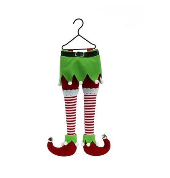 Elf Pants Ornament by Demdaco