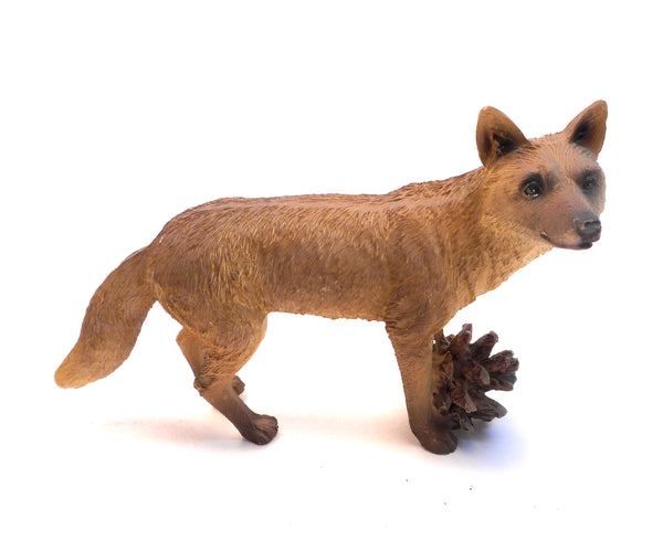Midwest CBK Resin Red Fox Figurine