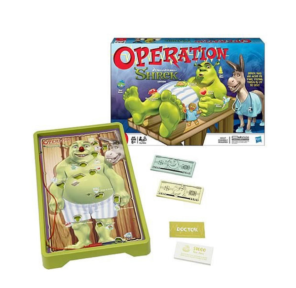 Operation Shrek