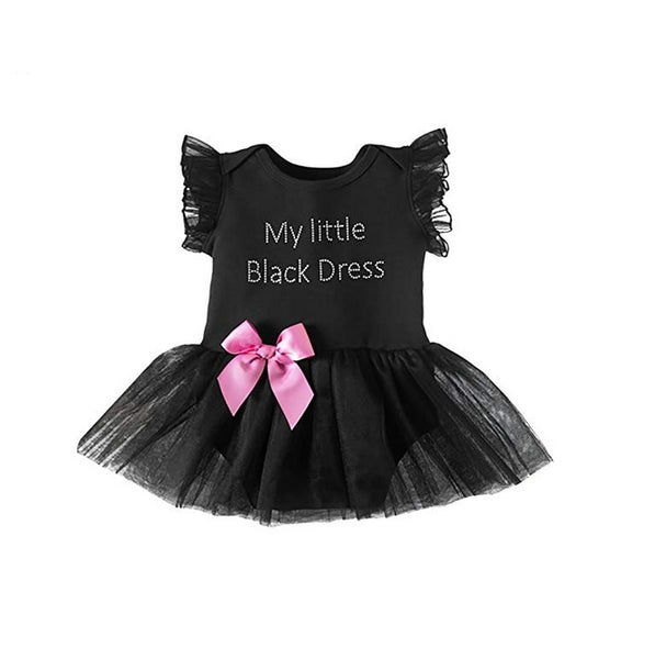 Ganz Little Black Dress 18-24 month size