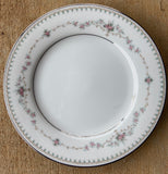 Bread & Butter Plate Fairmont (Platinum Trim) by Noritake