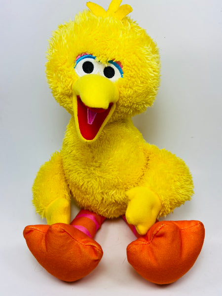 Kohls Cares Sesame Street Yellow Big Bird Preowned Plush