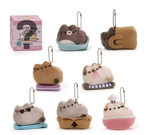 Pusheen Blind Box Series #3 Mini plush in sealed mylar bag One Piece