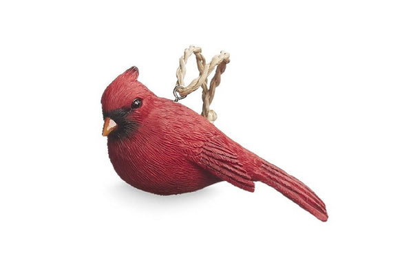 Red Cardinal Ornament in Resin by Midwest-CBK 754160