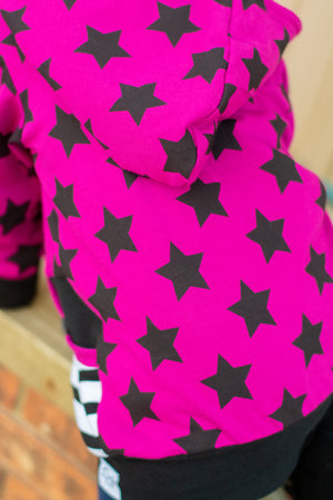 Raspberry Stars : Big Kid Sizes - 6/8/10