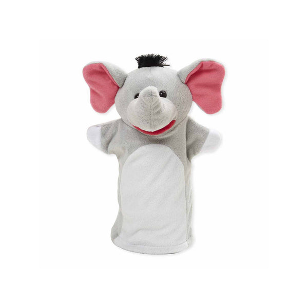Zoo Friends Hand Puppets - Set of 4