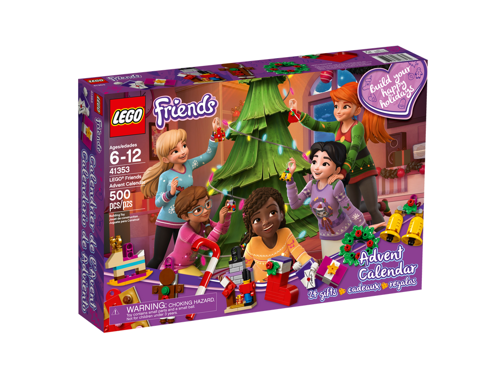 41353 LEGO® Friends Advent Calendar