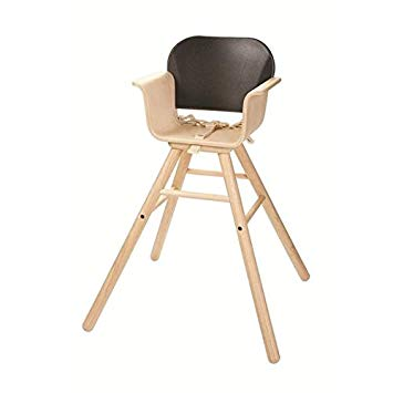 Highchair, black