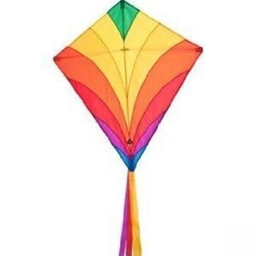 "HQ Kites Eddy Princess 27"" Diamond Kite"