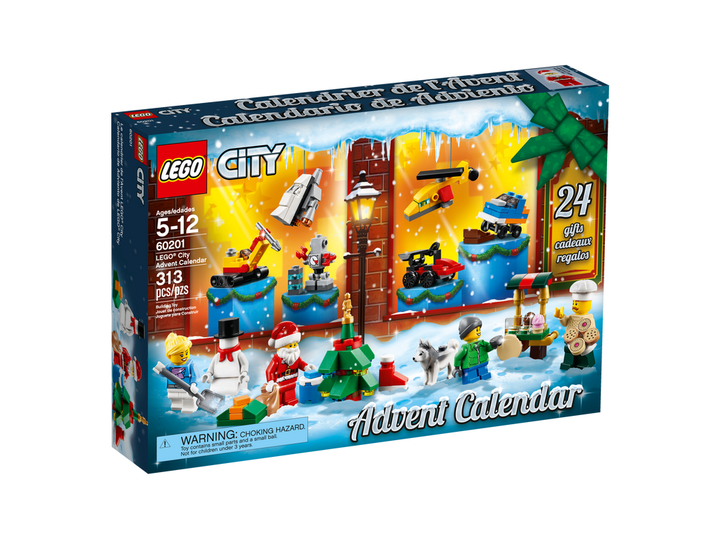 60201 LEGO® City Advent Calendar