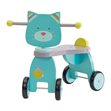 Ride-on cat, Les Pachats