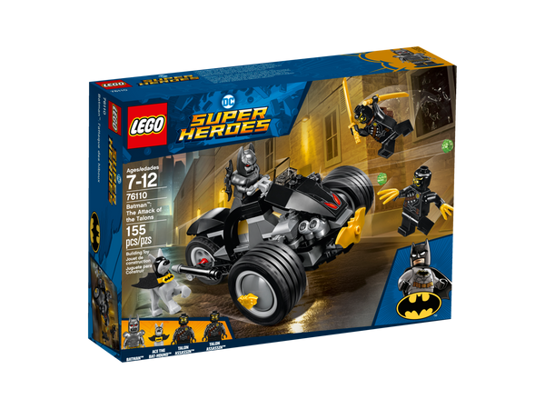 76110 Batman#: The Attack of the Talons