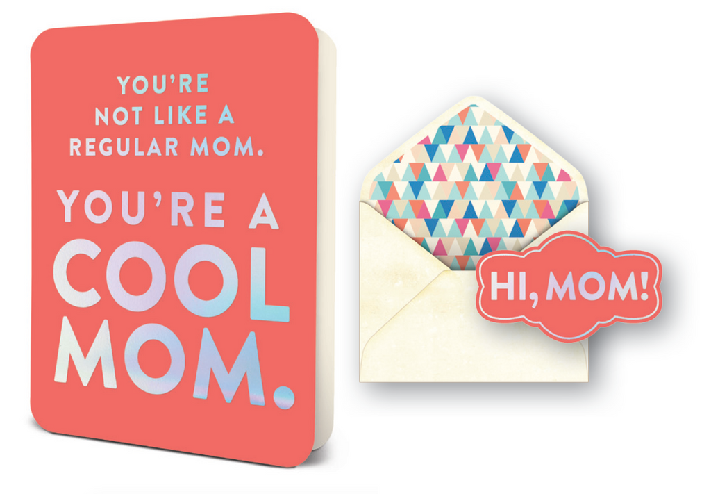 Deluxe Card Set: You're a Cool Mom