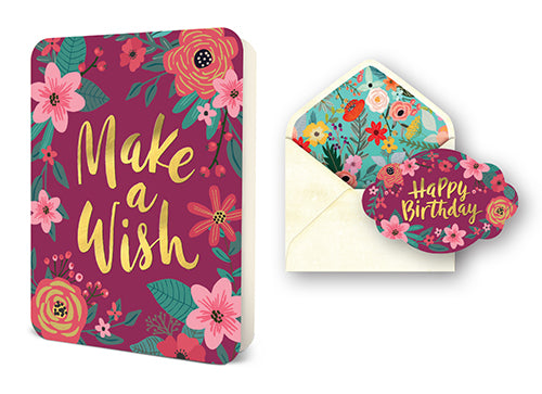 Deluxe Card Set: Make a Wish