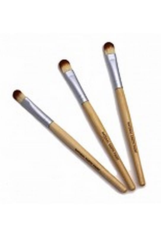 Natural Paint Brushes (Set of 3)
