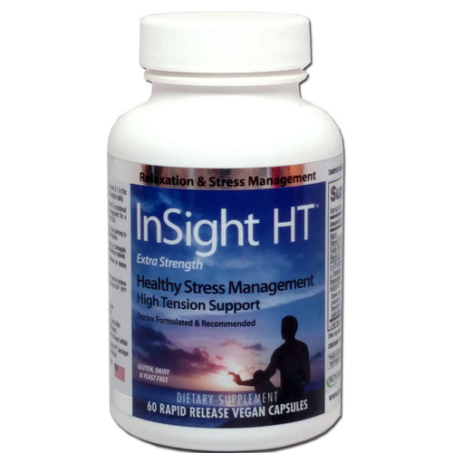 InSight HT for Relaxation, Mood, Stress Management & Relaxation, 60 V.Caps-NovaNutrients.com