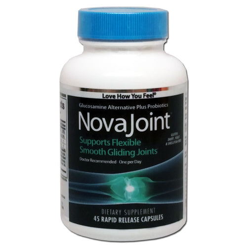 NovaJoint - Fast Acting, Smooth Gliding Joints, 45 V.Caps-NovaNutrients.com