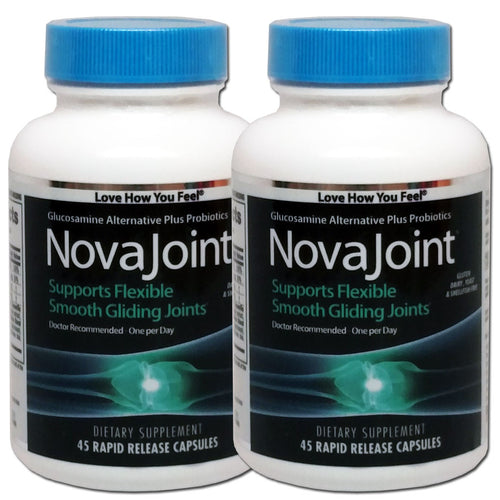 NovaJoint - Fast Acting, Smooth Gliding Joints, 90 V.Caps-NovaNutrients.com