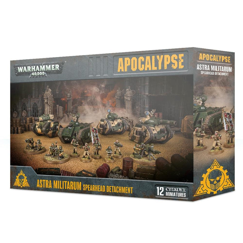 Apocalypse: Astra Militarum Spearhead Detachment Games Workshop, Games Workshop Beanie Games