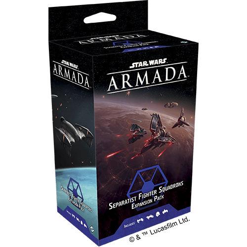 Armada: Separatist Fighter Squadrons Expansion Pack by Fantasy Flight Games - Beanie Games