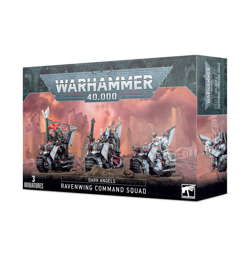 Dark Angels Ravenwing Command Squad Games Workshop, Games Workshop Beanie Games
