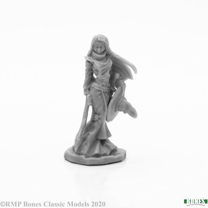Dark Heaven Bones: Willow Greenivy, Witch by Reaper Miniatures - Beanie Games