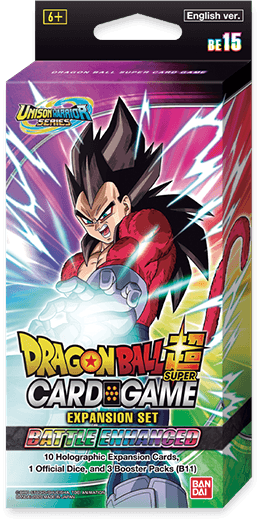 DBSCG: Expansion Deck Set BE15 - Battle Enhanced Bandai, Dragonball Super Beanie Games