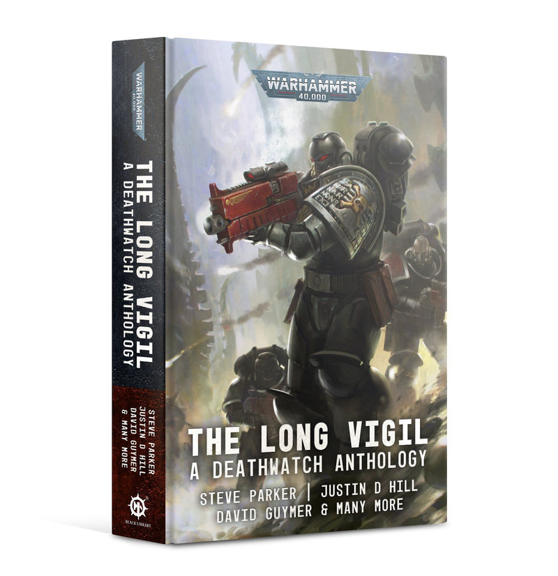Deathwatch: The Long Vigil (HB) Games Workshop, Games Workshop Books Beanie Games