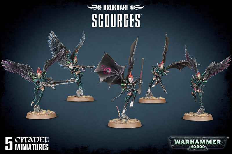 Drukhari Scourges Games Workshop, Games Workshop Beanie Games