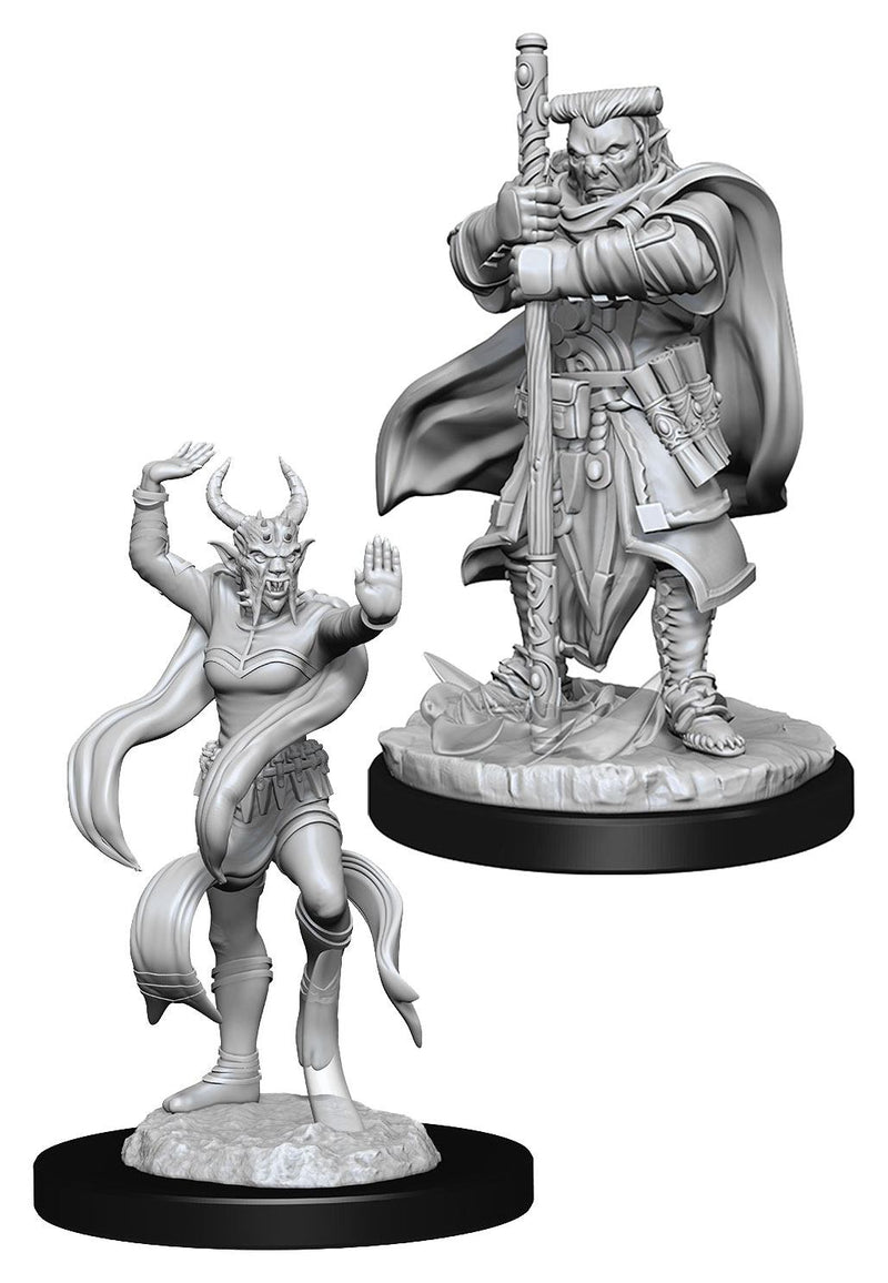 Hobgoblin Devastator & Hobgoblin Iron Shadow: D&D Nolzur's Marvelous Miniatures (W13) by Wiz Kids LLC - Beanie Games