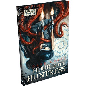 Hour Of The Huntress: Arkham Horror Files Fantasy Flight Games, Books Beanie Games