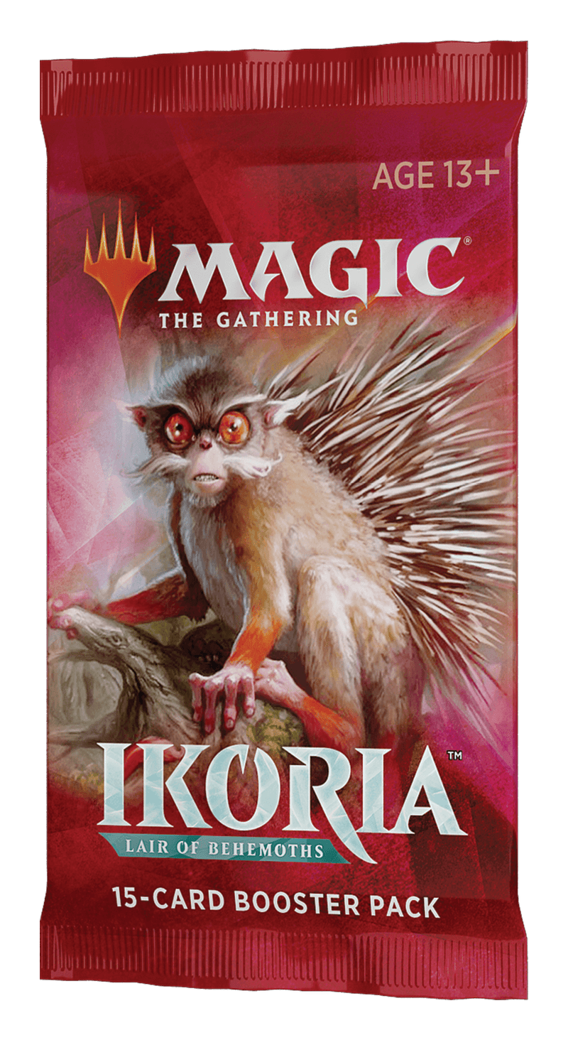 Ikoria Lair of Behemoths Booster Wizards Of The Coast, Magic Beanie Games