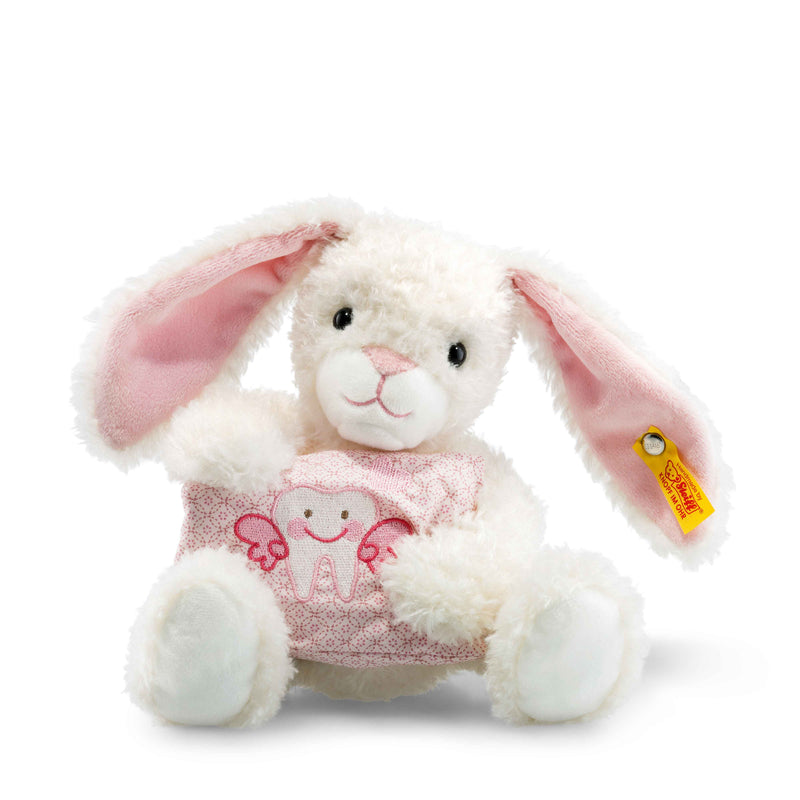 Lea Tooth Fairy Rabbit (Pink) Steiff, Steiff Beanie Games