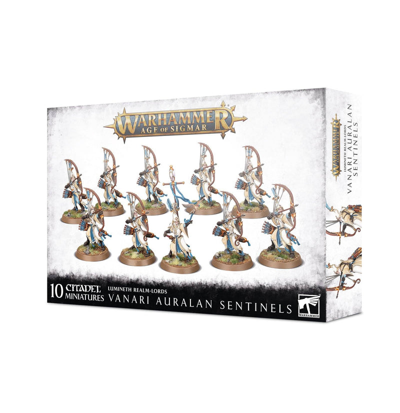 Lumineth Realm-Lords Vanari Auralan Sentinels Games Workshop, Games Workshop Beanie Games
