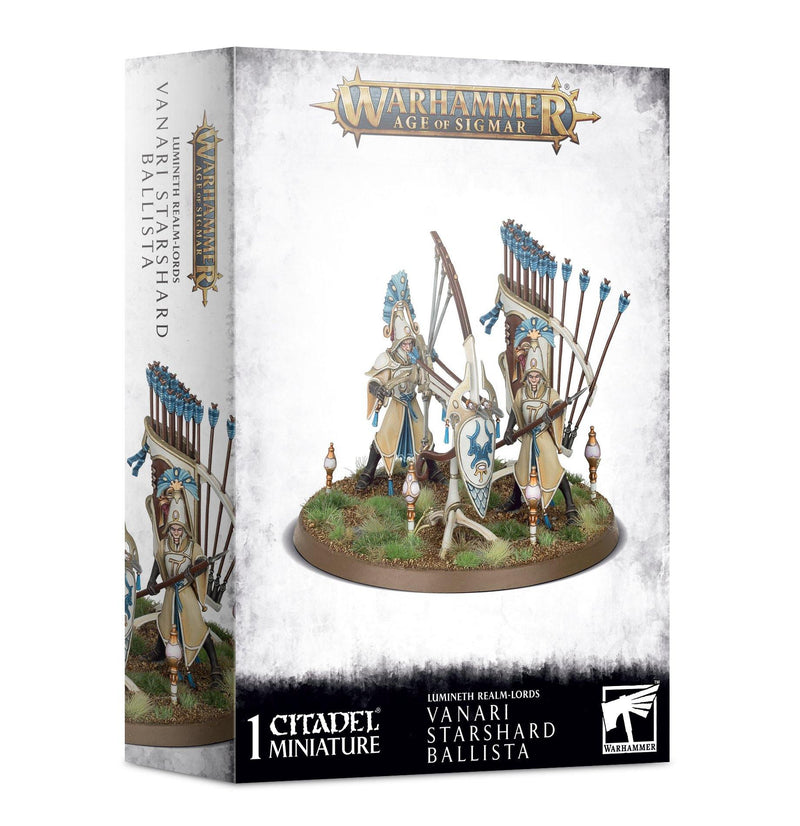 Lumineth Realm-Lords Vanari Starshard Ballista Games Workshop, Games Workshop Beanie Games