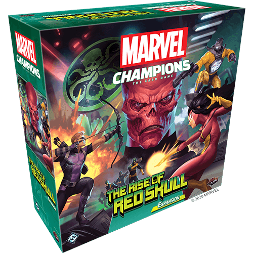Marvel Champions: The Rise of Red Skull Fantasy Flight Games, Marvel Champions Beanie Games