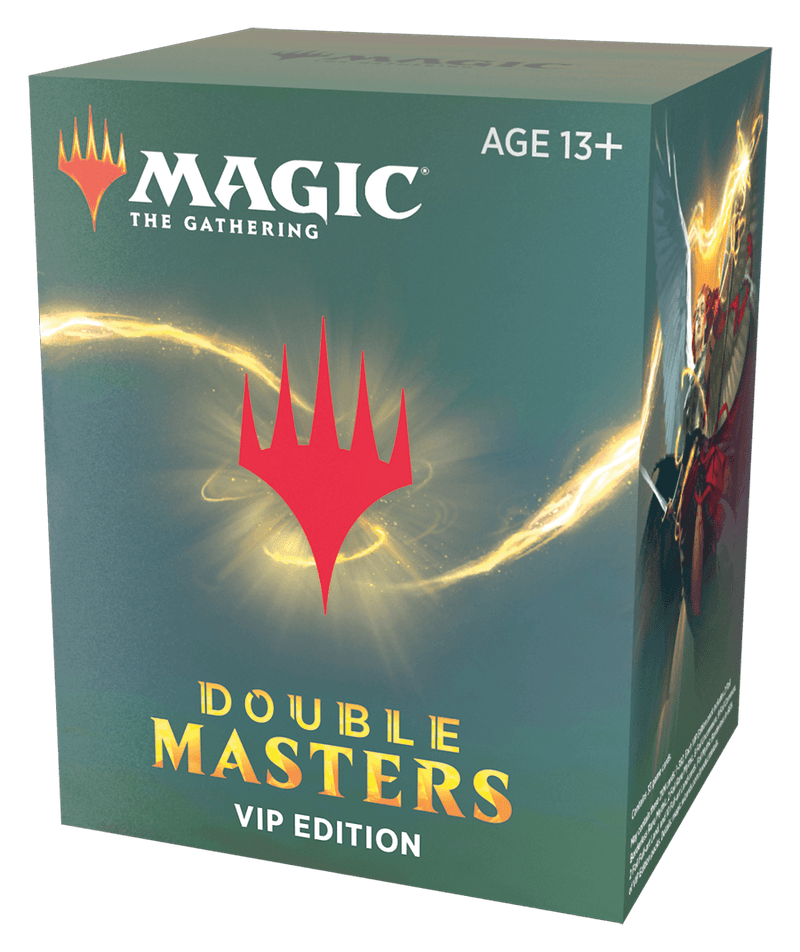 MTG Double Masters VIP Edition Wizards Of The Coast, Magic Beanie Games
