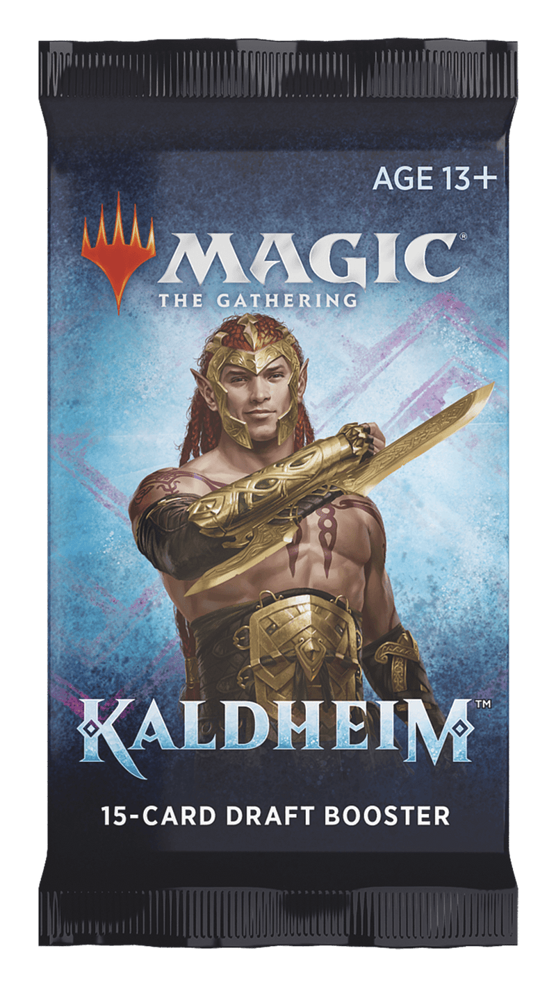 MTG Kaldheim Draft Booster Wizards Of The Coast, Magic Beanie Games
