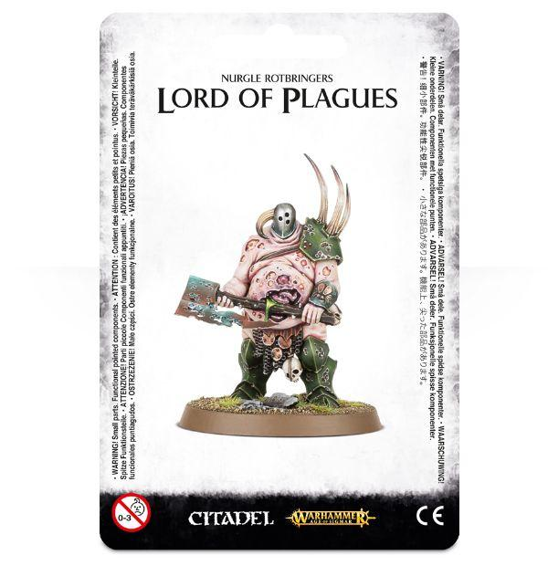 Nurgle Rotbringers Lord Of Plagues Games Workshop, Games Workshop Beanie Games