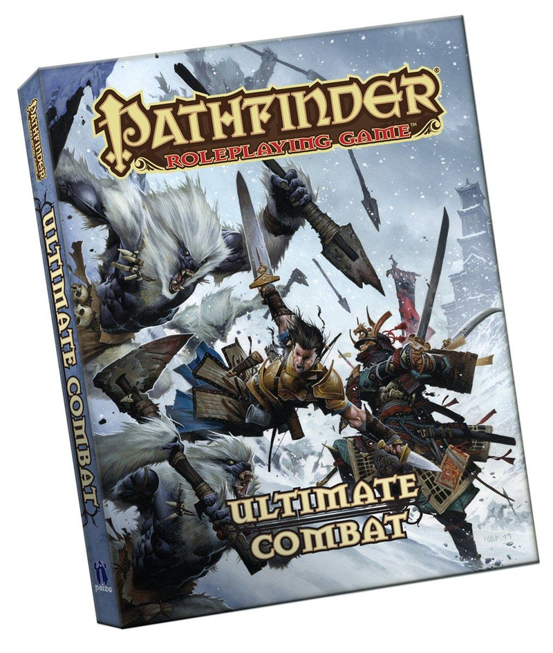 Pathfinder Roleplaying Game: Ultimate Combat Pocket Edition Paizo, RPG Books Beanie Games