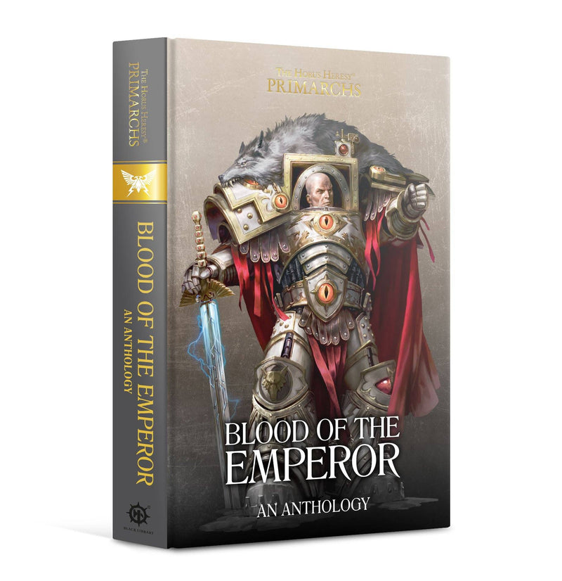 Primarchs: Blood Of The Emperor (HB) Games Workshop, Games Workshop Books Beanie Games