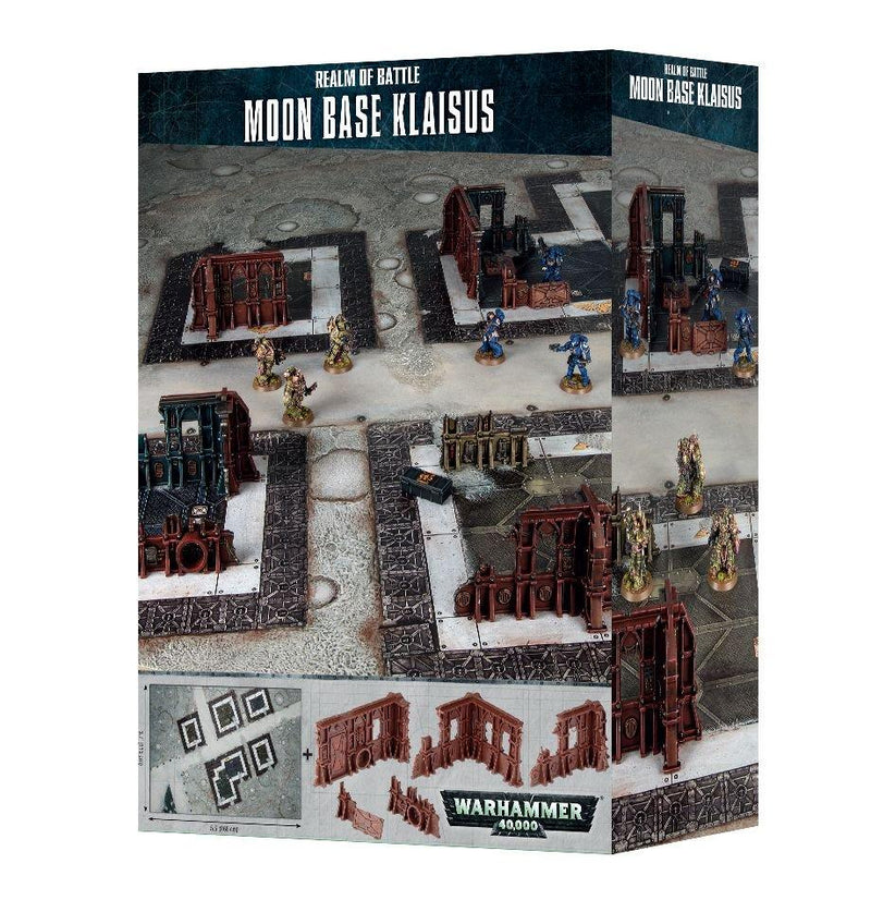 Realm Of Battle: Moon Base Klaisus Games Workshop, Games Workshop Beanie Games