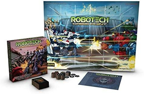 Robotech Crisis Point Solar Flare Games, Board Games Beanie Games