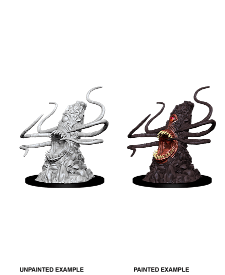Roper: D&D Nolzur's Marvelous Unpainted Miniatures (W12) Wiz Kids LLC, RPG Miniatures Beanie Games