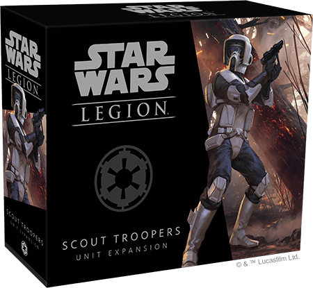 Scout Troopers Unit Expansion Fantasy Flight Games, Legion Beanie Games