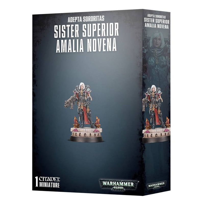Sister Superior Amalia Novena Games Workshop, Games Workshop Beanie Games