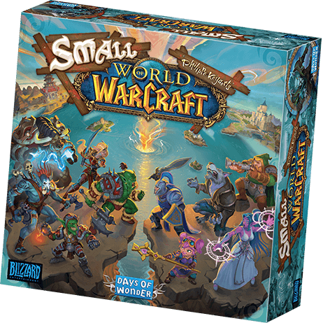 Small World of Warcraft Days Of Wonder, Board Games Beanie Games