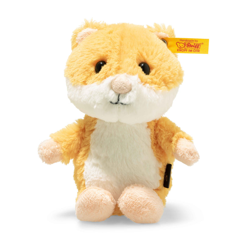 Soft Cuddly Friends Happy Hamster Steiff, Steiff Beanie Games